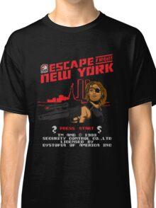 8-Bit Eyepatch   Classic T-Shirt