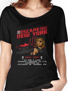 8-Bit Eyepatch   Women's Relaxed Fit T-Shirt