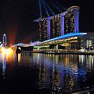 Marina Bay Sands. Singapore. by Ralph de Zilva