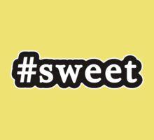 Sweet - Hashtag - Black & White Kids Clothes