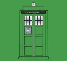 Telephone Box Kids Tee