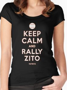 Rally Zito Women's Fitted Scoop T-Shirt