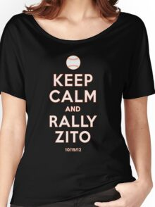 Rally Zito Women's Relaxed Fit T-Shirt