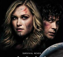 The 100 season 3 by mathildes2001