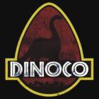 Jurassic Park Dinoco by SwordStruck