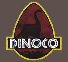 Jurassic Park Dinoco Kids Clothes