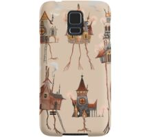 Baba Yaga Houses Samsung Galaxy Case/Skin