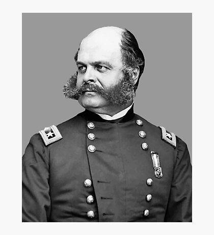 General Burnside Photographic Print