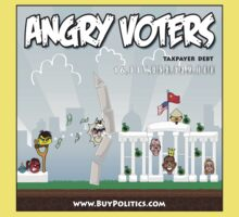 Angry Voters Kids Clothes