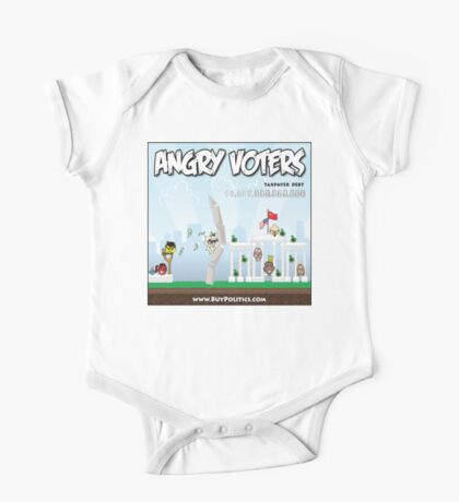 Angry Voters One Piece - Short Sleeve