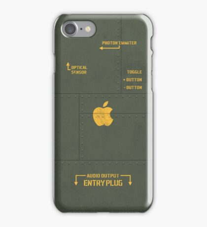 Military Green iPhone Case/Skin