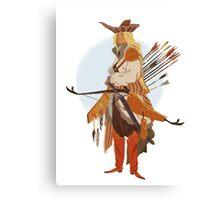 Boots & Hat Celegorm  Canvas Print