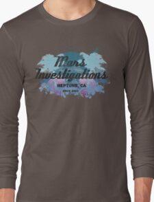Mars Investigations Long Sleeve T-Shirt