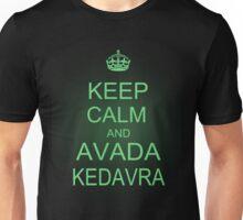 Keep Calm and Avada Kedavra Unisex T-Shirt