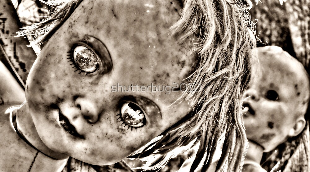 Night of the Living Dolls by shutterbug2010