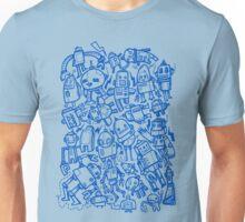 Lots of Robots Unisex T-Shirt