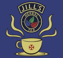 Jill's Herbal Tea by coinbox tees