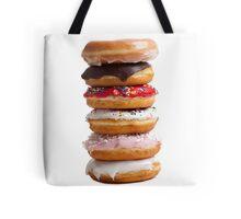 Stack of Donuts  Tote Bag