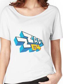 ZZap64 Women's Relaxed Fit T-Shirt