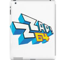 ZZap64 iPad Case/Skin