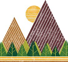 Simple Landscape (light version) by ChunkyDesign