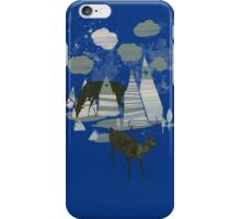 magic mountains iPhone Case/Skin