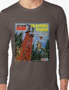 Action Man training tower Long Sleeve T-Shirt