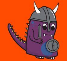 History Mash up - Viking Dinosaur Kids Clothes