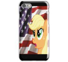 AppleJack Salute iPhone Case/Skin