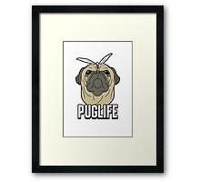 Puglife Framed Print