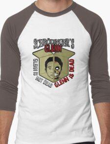 Schrodinger's Glenn Men's Baseball ¾ T-Shirt