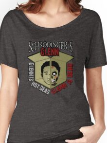 Schrodinger's Glenn Women's Relaxed Fit T-Shirt