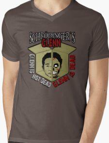 Schrodinger's Glenn Mens V-Neck T-Shirt
