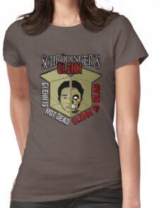 Schrodinger's Glenn Womens Fitted T-Shirt