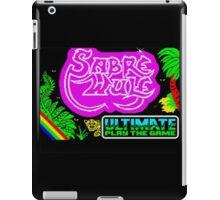 Sabre Wulf iPad Case/Skin