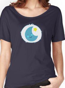 Bedtime Bear - Carebears - cartoon logo Women's Relaxed Fit T-Shirt