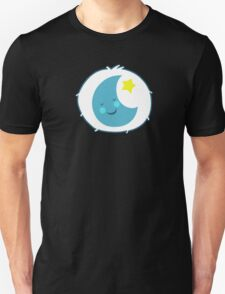 Bedtime Bear - Carebears - cartoon logo Unisex T-Shirt