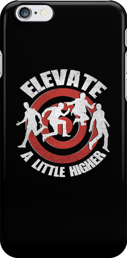 Elevate iPhone/iPod Case by xoxoJM