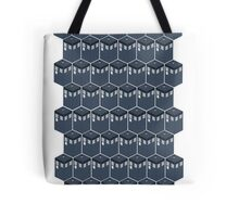Timey-Wimey Tessellation Tote Bag