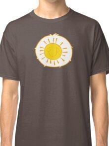 Funshine Bear - Carebears -Cartoon Logo  Classic T-Shirt