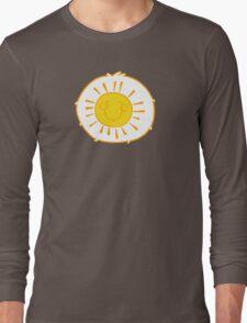 Funshine Bear - Carebears -Cartoon Logo  Long Sleeve T-Shirt
