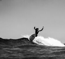 Black and white airs by Ben Osborne