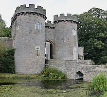 Whittington Castle by AnnDixon