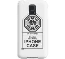 Dharma Initiative: Clean Samsung Galaxy Case/Skin