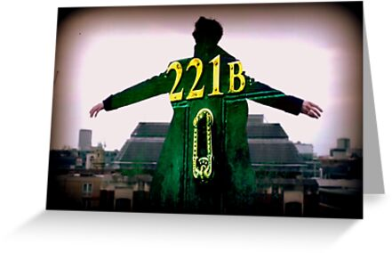 Sherlock 221B  by SherBolly