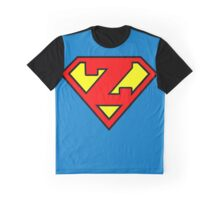 Super Z Graphic T-Shirt