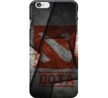 Dota logo iPhone Case/Skin