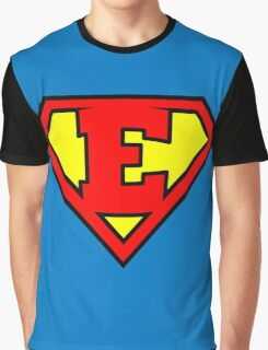 Super E Graphic T-Shirt