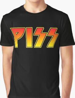 PISS Graphic T-Shirt
