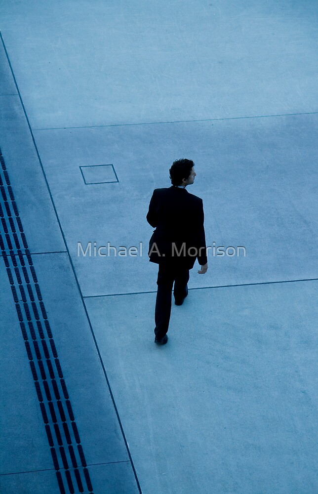suits in the city  by Michael A. Morrison